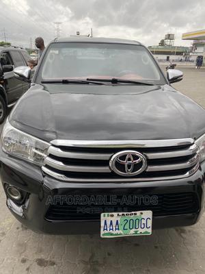 Toyota Hilux 2013 SR5 4x4 Black | Cars for sale in Lagos State, Lekki