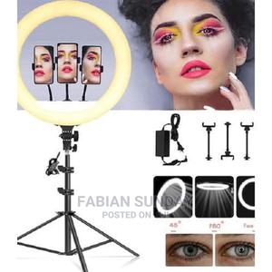18 Inches Selfie Ring Light LED   Accessories & Supplies for Electronics for sale in Rivers State, Port-Harcourt