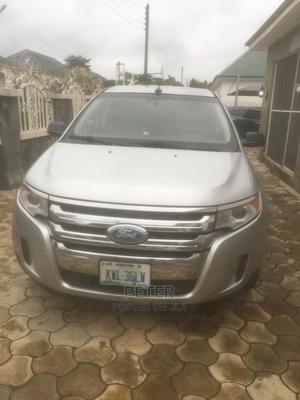 Ford Edge 2011 Silver | Cars for sale in Abuja (FCT) State, Kado