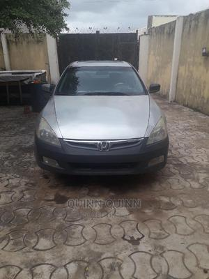 Honda Accord 2006 2.0 Comfort Automatic Silver   Cars for sale in Lagos State, Alimosho