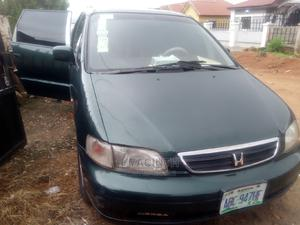 Honda Shuttle 2001 2.3 2WD Green   Cars for sale in Abuja (FCT) State, Kurudu