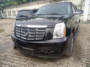 Cadillac Escalade 2008 Black   Cars for sale in Lagos State, Ojodu