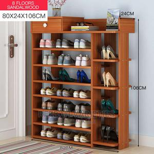 Wooden Shoe Rack   Furniture for sale in Lagos State, Alimosho