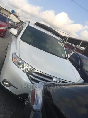 Toyota Highlander 2013 Limited 3.5L 2WD White   Cars for sale in Lagos State, Ajah