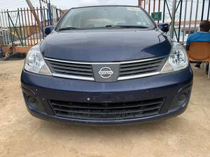 Nissan Versa 2008 1.8 SL Blue | Cars for sale in Lagos State, Alimosho