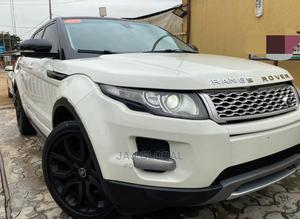 Land Rover Range Rover Evoque 2013 White | Cars for sale in Lagos State, Alimosho