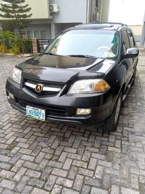 Acura MDX 2005 Black | Cars for sale in Lagos State, Lekki