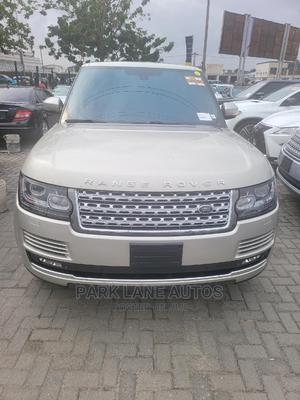 Land Rover Range Rover Vogue 2013 Gold   Cars for sale in Lagos State, Lekki