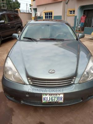 Lexus ES 2003 300 Green | Cars for sale in Benue State, Makurdi