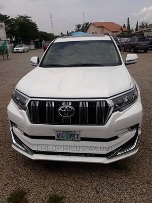 Toyota Land Cruiser Prado 2020 White | Cars for sale in Abuja (FCT) State, Jabi