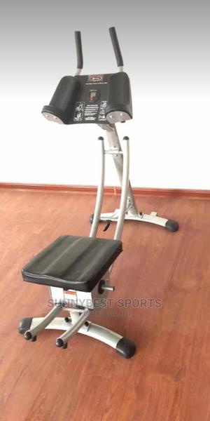 Big Ab Coaster Machine | Sports Equipment for sale in Lagos State, Surulere