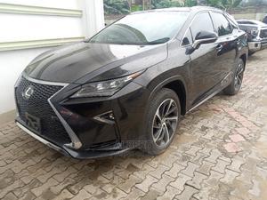 Lexus RX 2017 350 AWD Black   Cars for sale in Lagos State, Ojodu