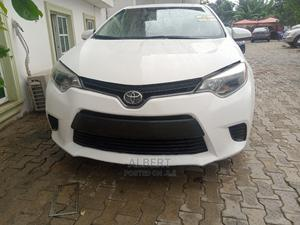 Toyota Corolla 2014 White | Cars for sale in Lagos State, Ojodu
