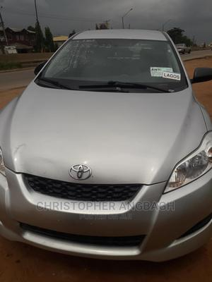 Toyota Matrix 2009 Silver | Cars for sale in Lagos State, Abule Egba