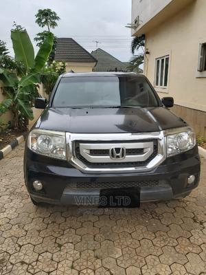 Honda Pilot 2008 EX 4x4 (3.5L 6cyl 5A) Black | Cars for sale in Abuja (FCT) State, Central Business Dis