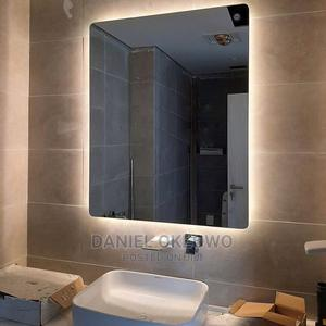 60*45cm Backlit LED Bathroom Mirror Illuminated | Home Accessories for sale in Lagos State, Lekki