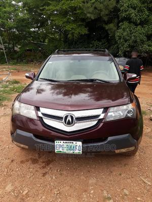 Acura MDX 2009 Red | Cars for sale in Abuja (FCT) State, Jabi