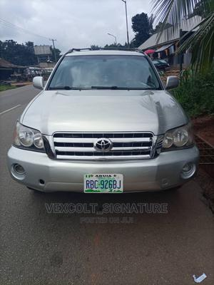 Toyota Highlander 2006 Limited V6 4x4 Gray | Cars for sale in Anambra State, Nnewi