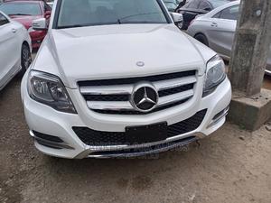 Mercedes-Benz GLK-Class 2014 350 4MATIC White | Cars for sale in Lagos State, Ojodu