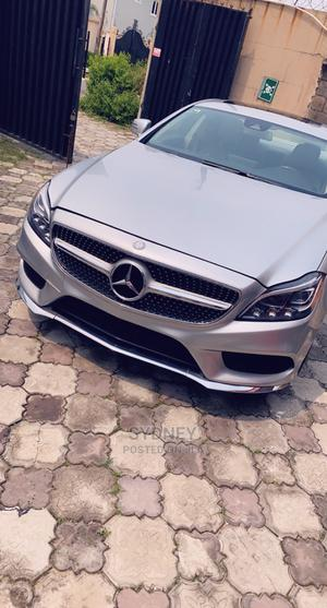 Mercedes-Benz CLS 2015 Gray | Cars for sale in Lagos State, Ikoyi