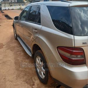 Mercedes-Benz M Class 2008 ML 350 4Matic Gold | Cars for sale in Anambra State, Onitsha