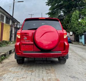 Toyota RAV4 2011 2.5 Sport 4x4 Red | Cars for sale in Lagos State, Surulere