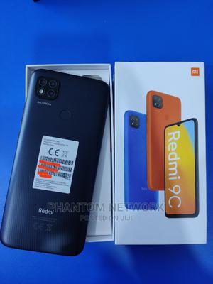 New Xiaomi Redmi 9C 64 GB Black   Mobile Phones for sale in Abuja (FCT) State, Wuse 2