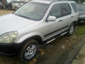 Honda CR-V 2002 EX 4WD Automatic Silver | Cars for sale in Niger State, Suleja