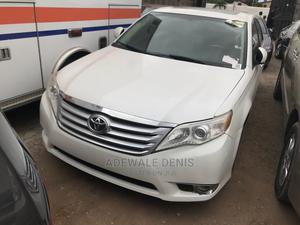 Toyota Avalon 2011 White   Cars for sale in Lagos State, Ikeja