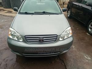 Toyota Corolla 2003 Sedan Gray | Cars for sale in Oyo State, Ibadan