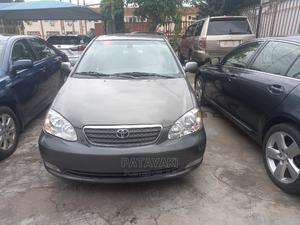 Toyota Corolla 2007 CE Gray | Cars for sale in Lagos State, Ikeja