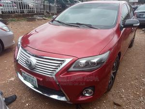 Toyota Corolla 2008 1.8 LE Red | Cars for sale in Abuja (FCT) State, Central Business Dis