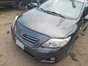 Toyota Corolla 2009 Gray | Cars for sale in Delta State, Ndokwa West