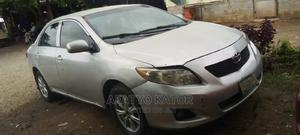 Toyota Corolla 2008 Silver | Cars for sale in Abuja (FCT) State, Gwarinpa
