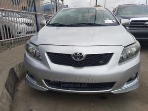 Toyota Corolla 2009 Silver   Cars for sale in Lagos State, Isolo
