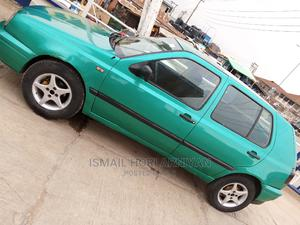 Volkswagen Golf 1998 Green | Cars for sale in Osun State, Osogbo