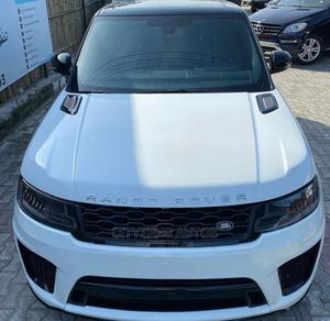 Land Rover Range Rover Sport 2015 White | Cars for sale in Lagos State, Magodo