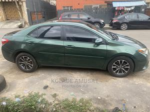 Toyota Corolla 2015 Green | Cars for sale in Lagos State, Surulere
