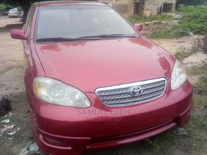 Toyota Corolla 2004 S Red   Cars for sale in Niger State, Suleja