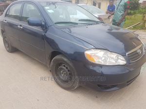 Toyota Corolla 2006 CE Blue   Cars for sale in Lagos State, Ogudu