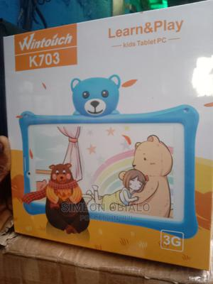 New Wintouch K703 8 GB Blue | Tablets for sale in Lagos State, Ikeja