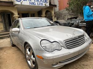 Mercedes-Benz C-Class 2004 Silver | Cars for sale in Lagos State, Ifako-Ijaiye