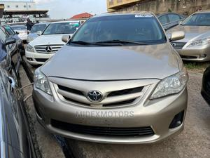 Toyota Corolla 2012 Gold   Cars for sale in Lagos State, Ikeja