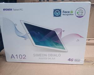 New Atouch A102 64 GB Silver | Tablets for sale in Lagos State, Victoria Island