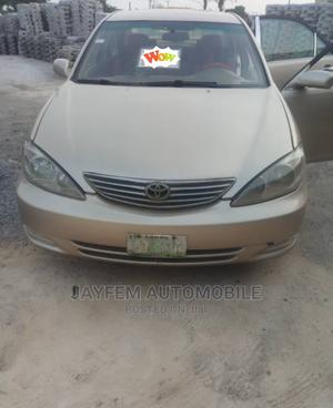 Toyota Camry 2003 Gold | Cars for sale in Lagos State, Lekki