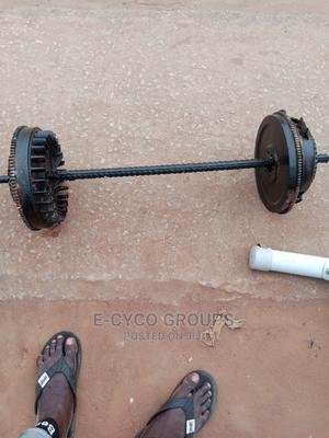 50kg E-Bar/ Barbell | Sports Equipment for sale in Lagos State, Alimosho