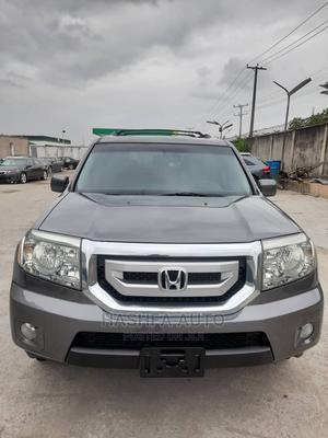 Honda Pilot 2009 Gray | Cars for sale in Lagos State, Gbagada