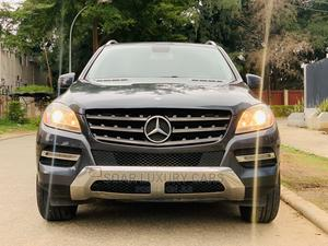Mercedes-Benz M Class 2013 ML 350 4Matic Gray   Cars for sale in Abuja (FCT) State, Central Business Dis