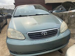 Toyota Corolla 2005 LE Green   Cars for sale in Lagos State, Mushin