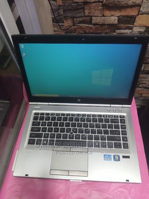 Laptop HP EliteBook 8460P 4GB Intel Core I5 HDD 320GB   Laptops & Computers for sale in Lagos State, Ikeja